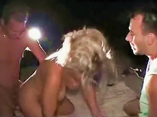 French Wife Gets Fucked By Stranger And Cuckold Hubby